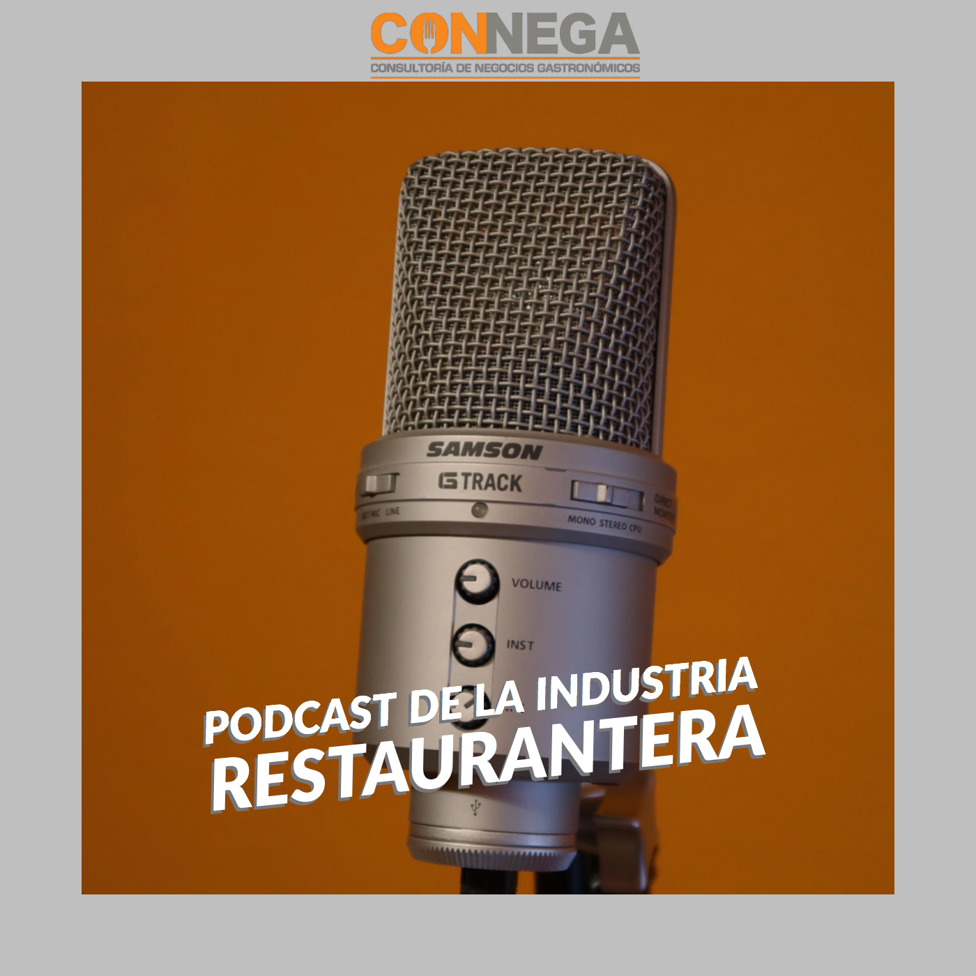 Podcast de la Industria Restaurantera